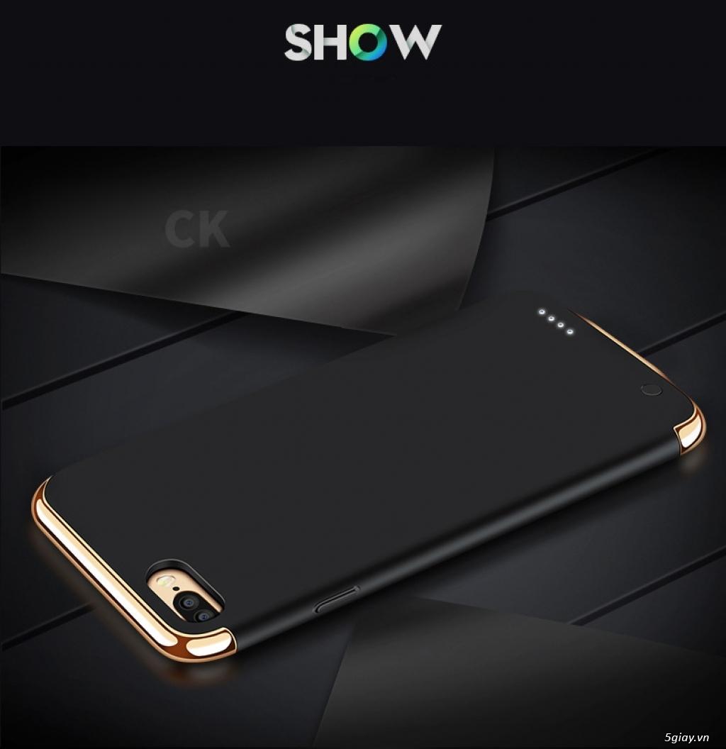 Battery Case - Ốp Sạc cho các dòng iphone