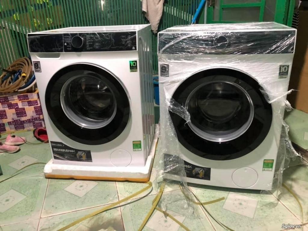 Chuyên Máy giặt Tủ lạnh hàng trung bày ST lớn BH chính hãng - 1