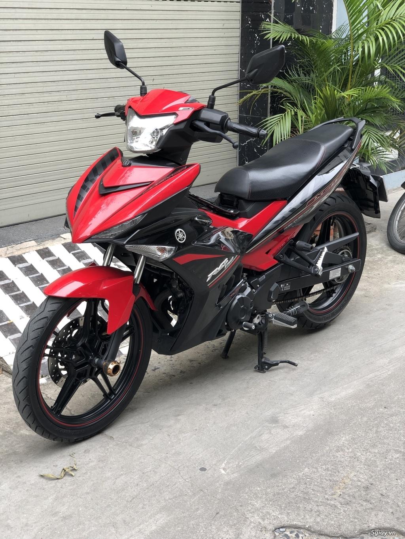 Exciter Rc 150 Đỏ đen ,xe đẹp 98%,bstp chính chủ - 2