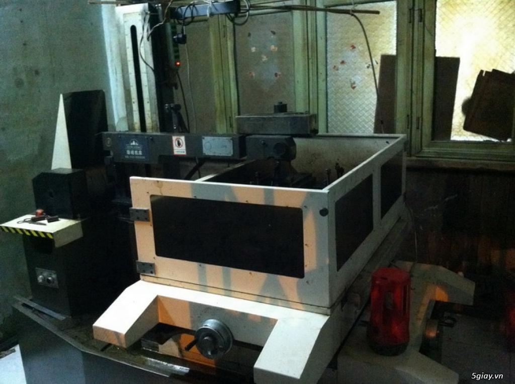 HCM -  cần bán 2 máy cắt dây TQ !!! - 2