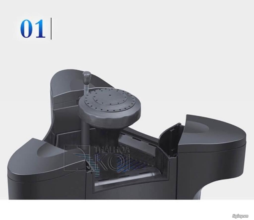 Hút mặt - Đài Phun Nước Hồ Koi Grech CSP 2500 - 2