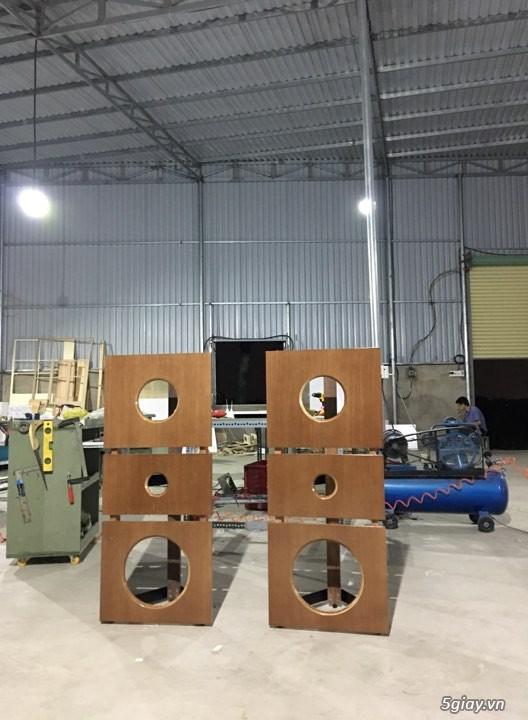Đóng thùng loa theo yêu cầu - 21