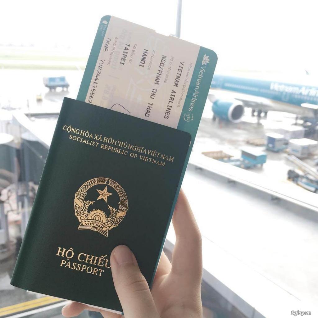 Dịch vụ làm VISA Chuyên nghiệp – Nhanh chóng - Đậu 99%
