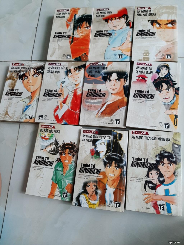 Thanh lý một số sách truyện tranh còn như mới giá tốt chỉ từ 50% - 70% giá bìa - 6