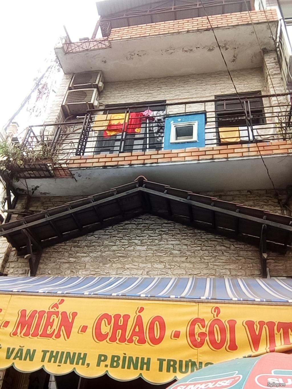 Cho thuê nhà nguyên căn mặt tiền Lê Văn Thịnh Q.2 - 9
