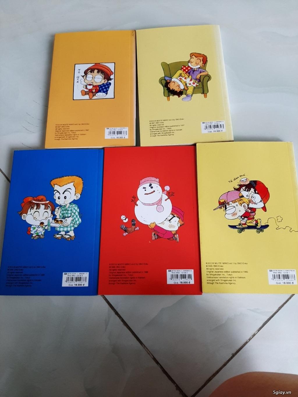 Thanh lý một số sách truyện tranh còn như mới giá tốt chỉ từ 50% - 70% giá bìa - 10