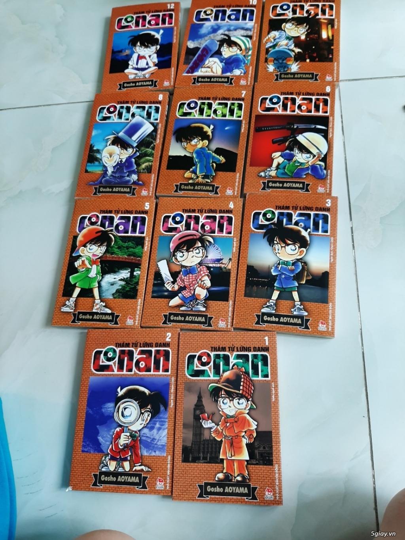 Thanh lý một số sách truyện tranh còn như mới giá tốt chỉ từ 50% - 70% giá bìa - 5