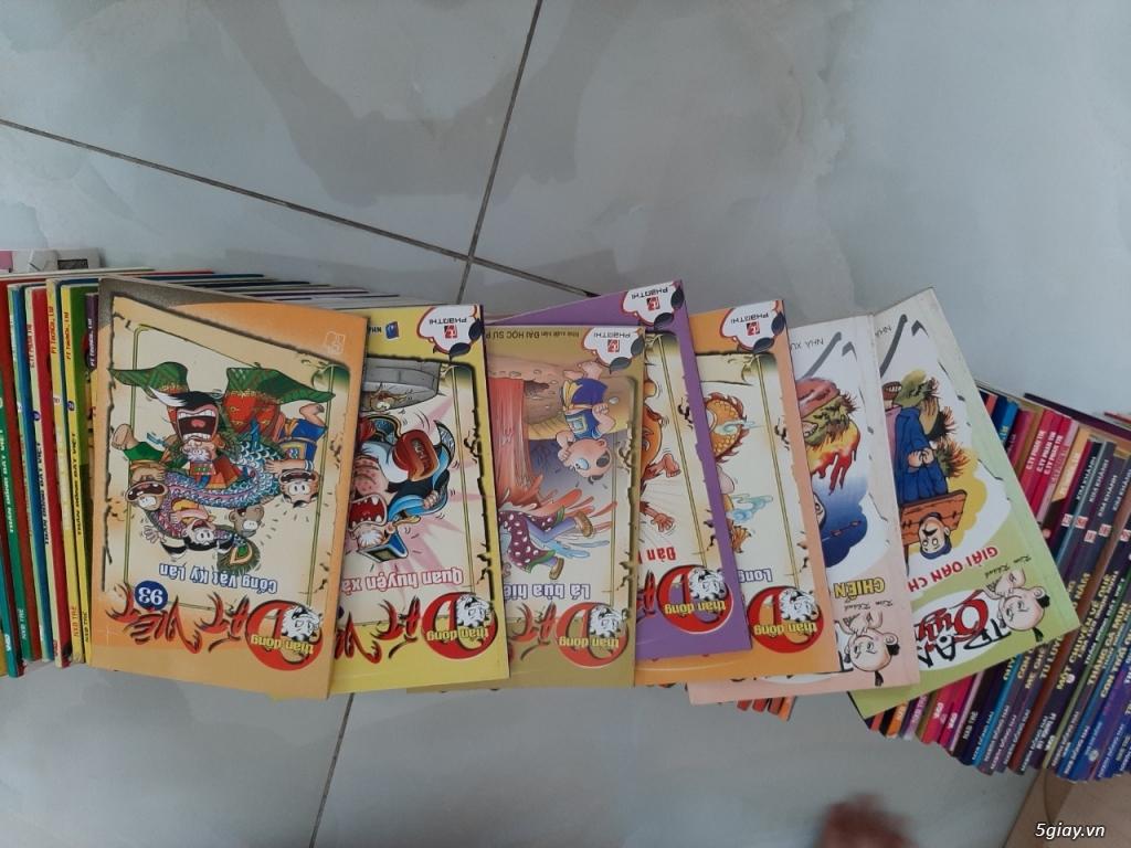 Thanh lý một số sách truyện tranh còn như mới giá tốt chỉ từ 50% - 70% giá bìa - 7