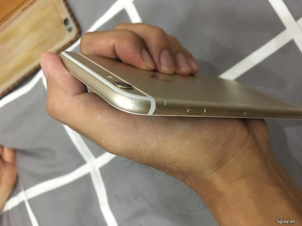 Bán iphone 6 plus 16gb quốc tế gold ra đi nhanh - 1