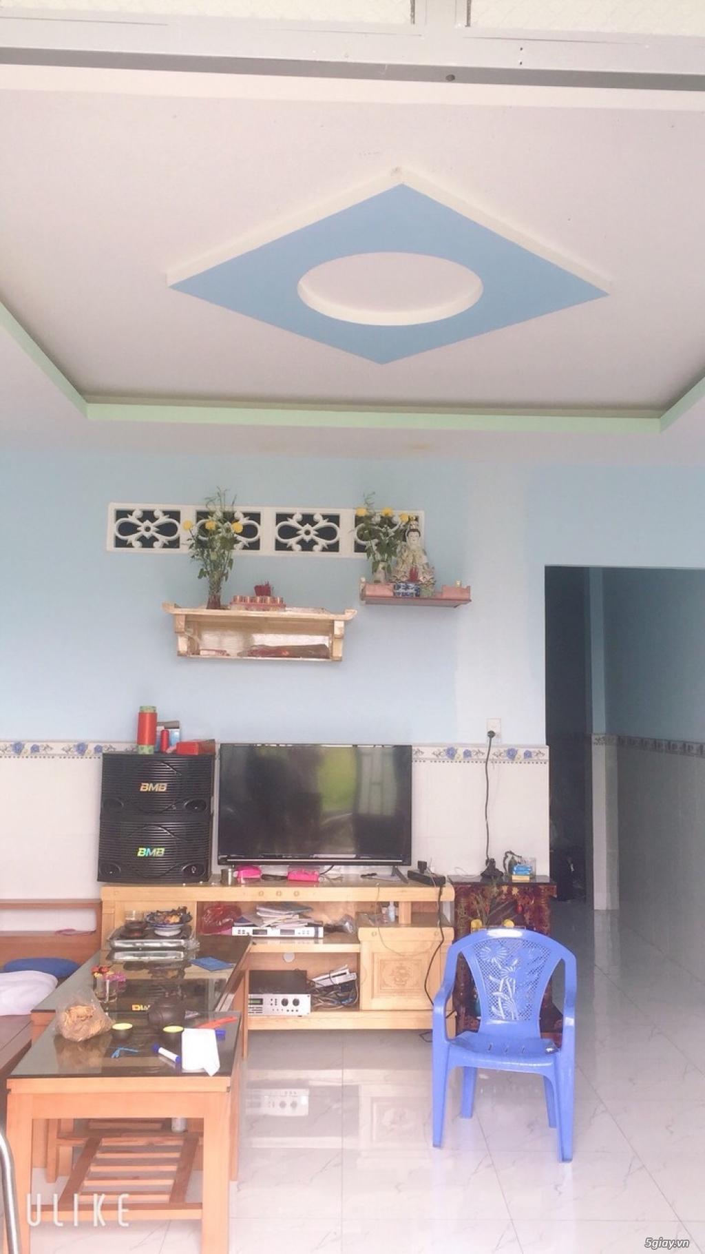 Bán nhà huyện Bình Chánh 4x12 m2 gác suốt ấp 2 vĩnh lộc A - 1
