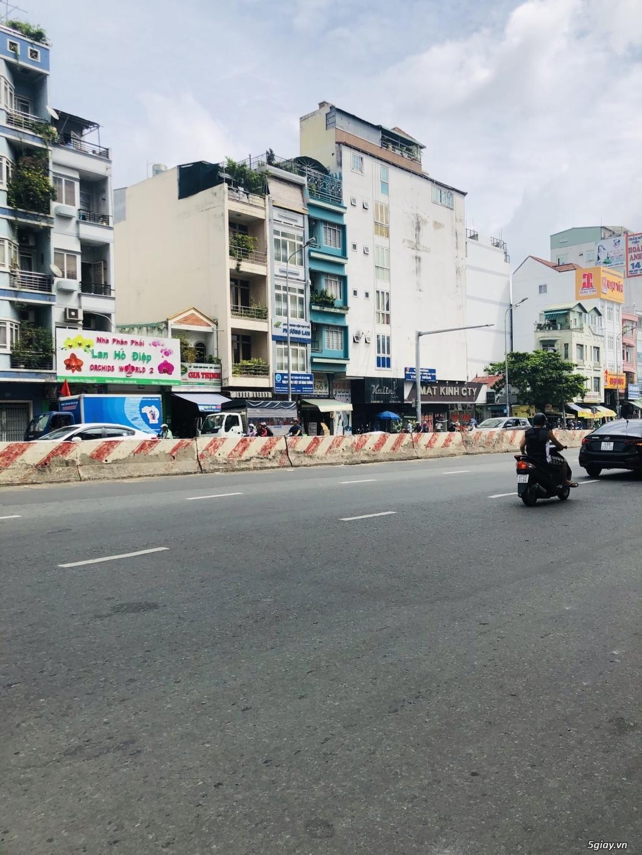 Nhà mặt tiền đường Điện Biên Phủ