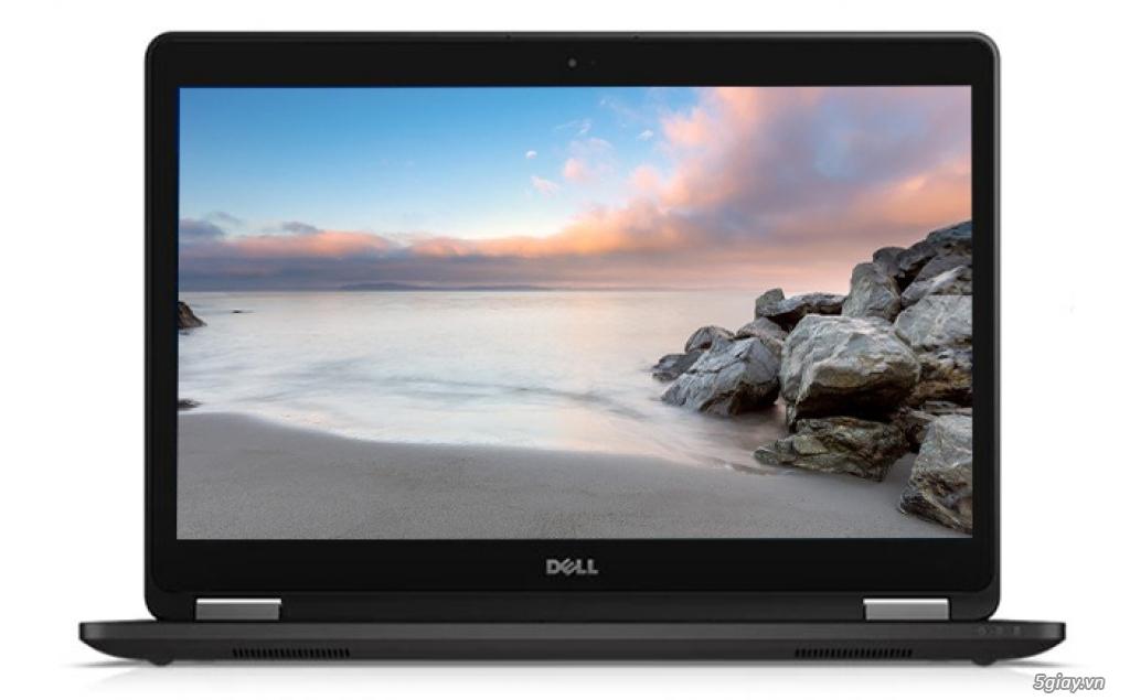 Dell Ultrabook E7470 Business Refurbish, Core I5-6300U, 8G, 256SSD - 2