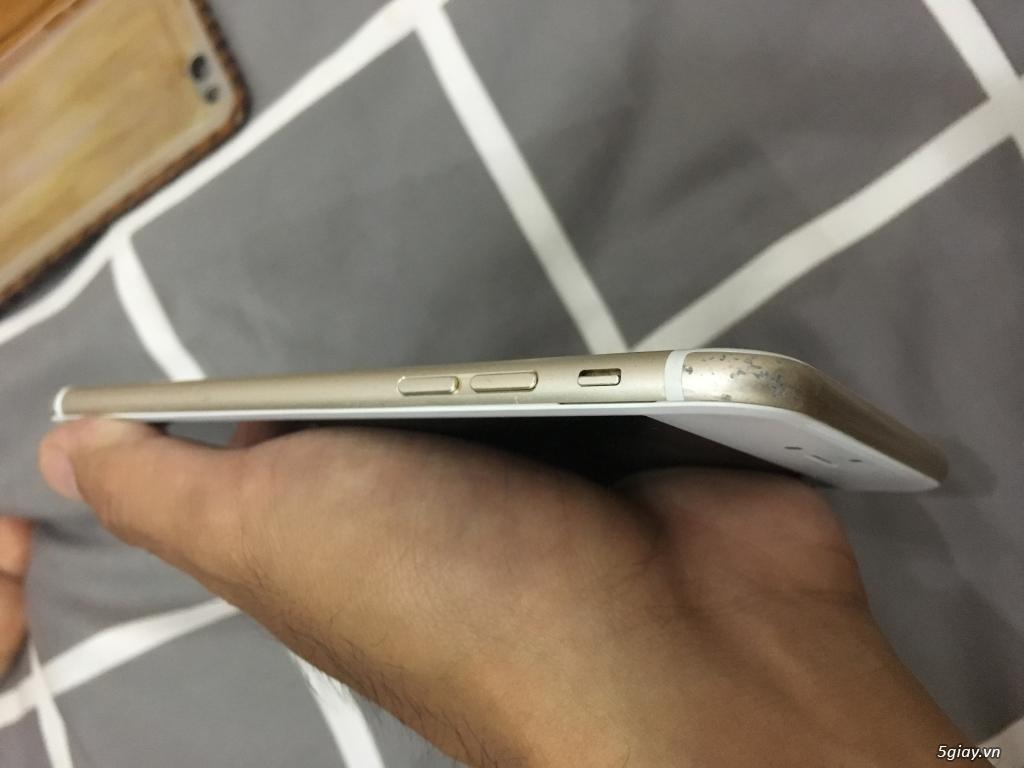 Bán iphone 6 plus 16gb quốc tế gold ra đi nhanh - 3