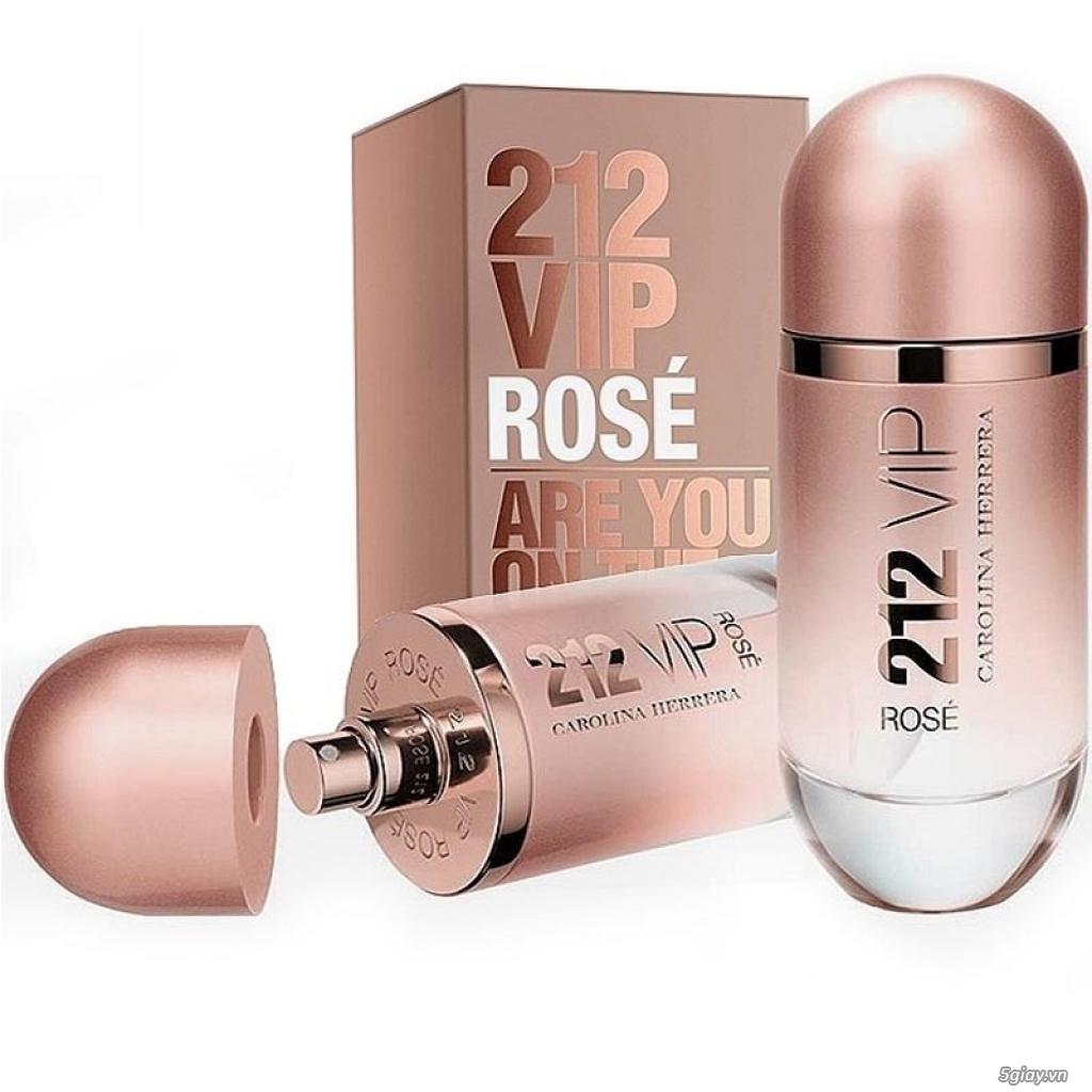 Nước hoa nữ Carolina Herrera 212 VIP Rose - 1