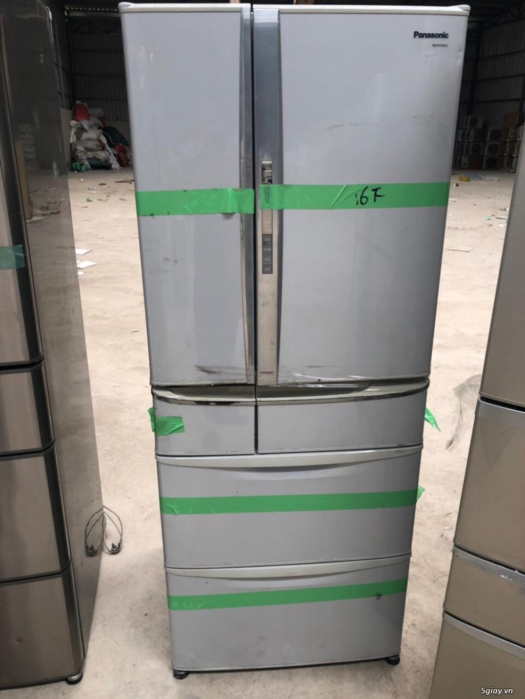 Tủ Lạnh Nội Địa Nhật.Gía Sỉ Cho Lái và Cửa Hàng mua về bán lẻ..! - 3