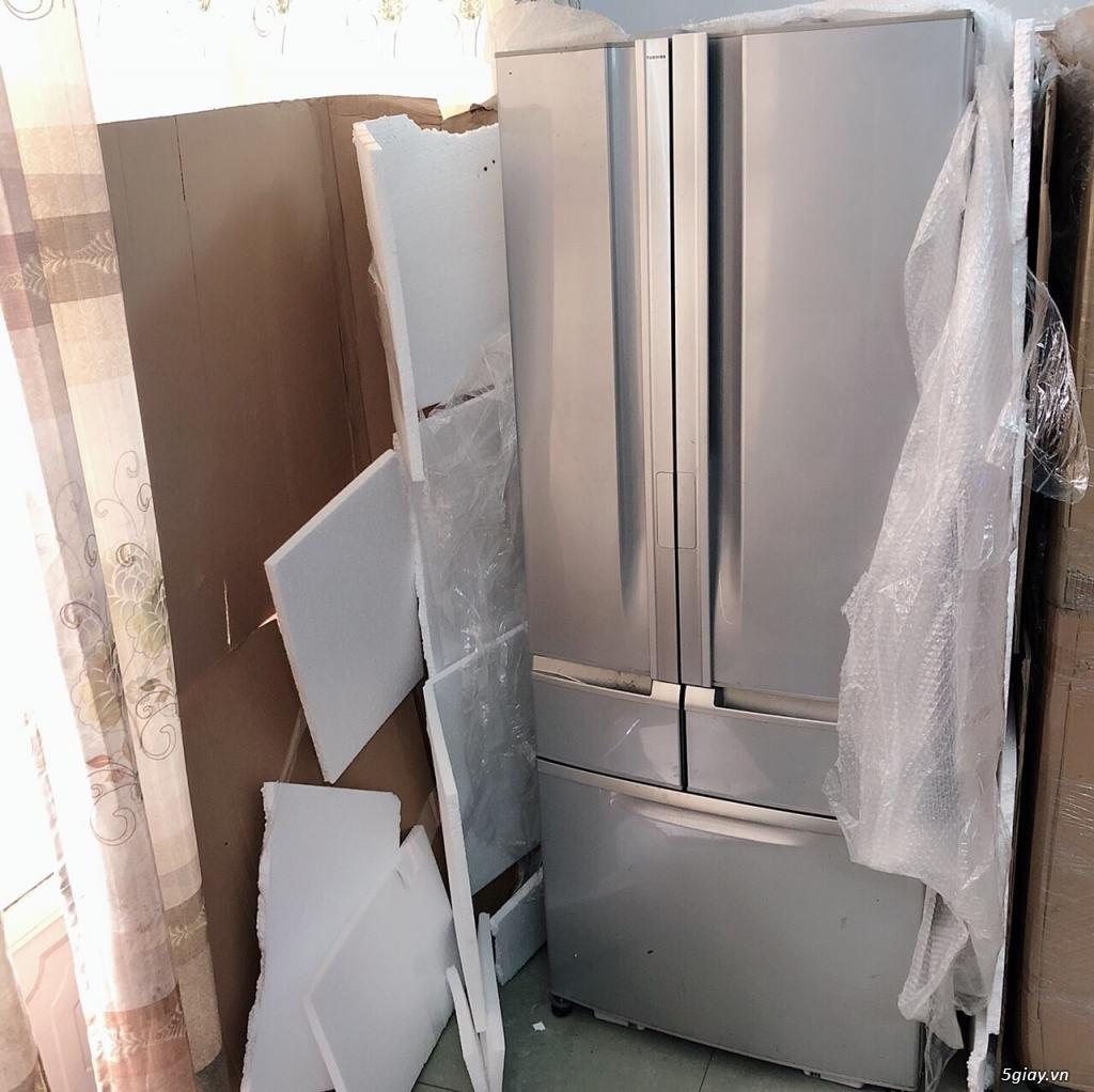 Tủ Lạnh Nội Địa Nhật.Gía Sỉ Cho Lái và Cửa Hàng mua về bán lẻ..! - 7