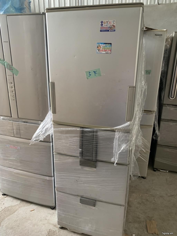 Tủ Lạnh Nội Địa Nhật.Gía Sỉ Cho Lái và Cửa Hàng mua về bán lẻ..! - 13
