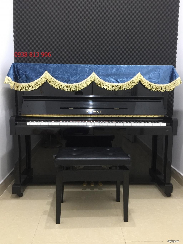 Khăn phủ đàn piano cơ - hàng vải Indo cực đẹp - 8