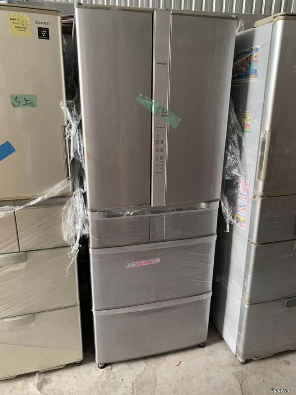 Tủ Lạnh Nội Địa Nhật.Gía Sỉ Cho Lái và Cửa Hàng mua về bán lẻ..! - 10