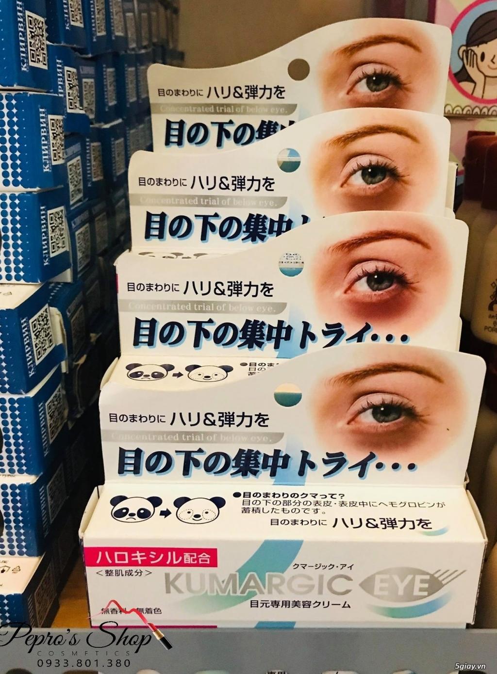 Kem Đặc Trị Thâm Quầng Mắt Kumargic Của Nhật an toàn và hiểu quả - 2
