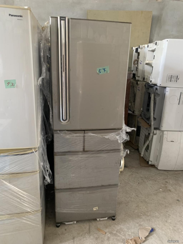 Tủ Lạnh Nội Địa Nhật.Gía Sỉ Cho Lái và Cửa Hàng mua về bán lẻ..! - 12