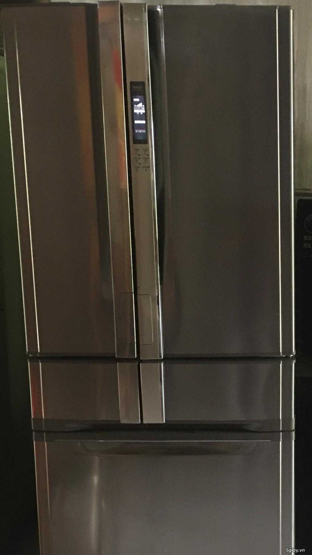 Tủ Lạnh Nội Địa Nhật.Gía Sỉ Cho Lái và Cửa Hàng mua về bán lẻ..! - 9