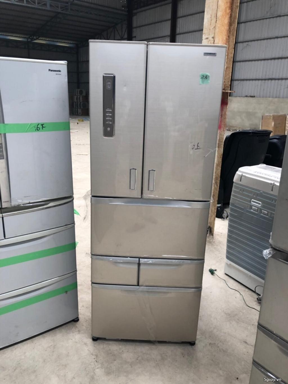 Tủ Lạnh Nội Địa Nhật.Gía Sỉ Cho Lái và Cửa Hàng mua về bán lẻ..! - 4