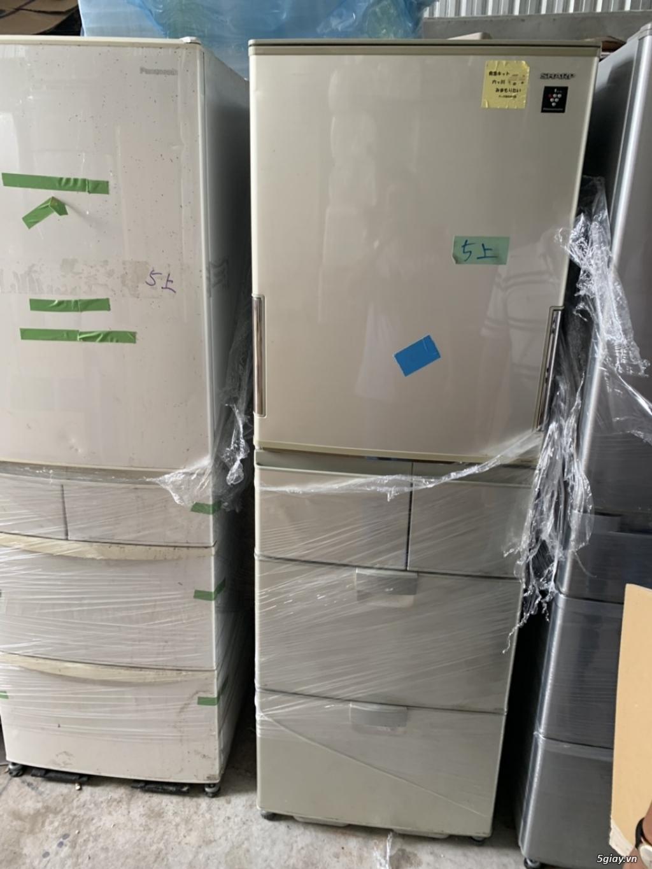 Tủ Lạnh Nội Địa Nhật.Gía Sỉ Cho Lái và Cửa Hàng mua về bán lẻ..! - 11
