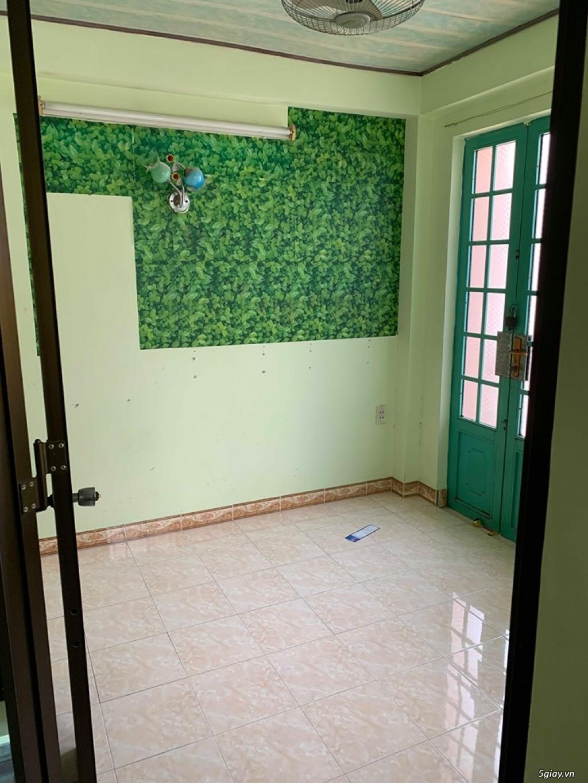 Nhà 1 trệt 2 lầu hẻm Tân Hoà Đông kế chợ Phú Lâm - 4