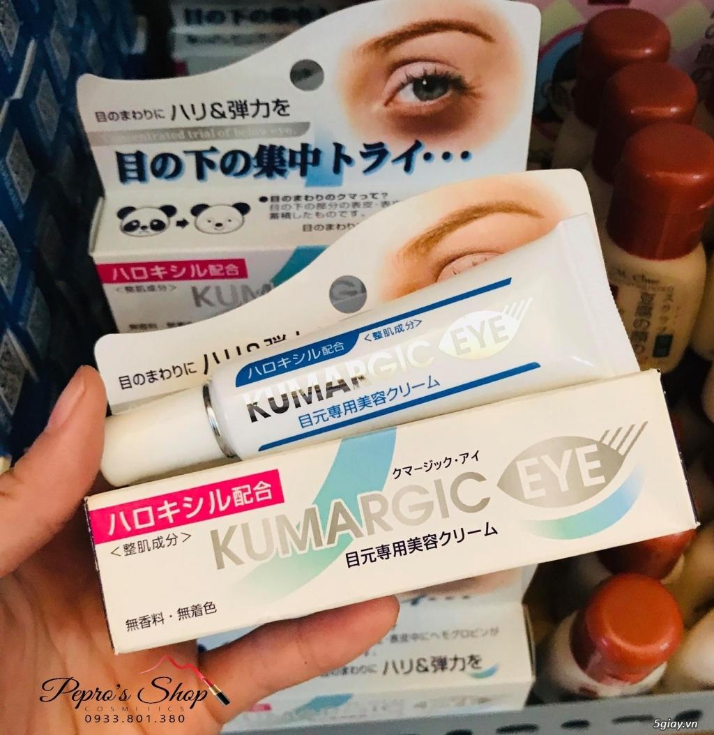 Kem Đặc Trị Thâm Quầng Mắt Kumargic Của Nhật an toàn và hiểu quả - 4