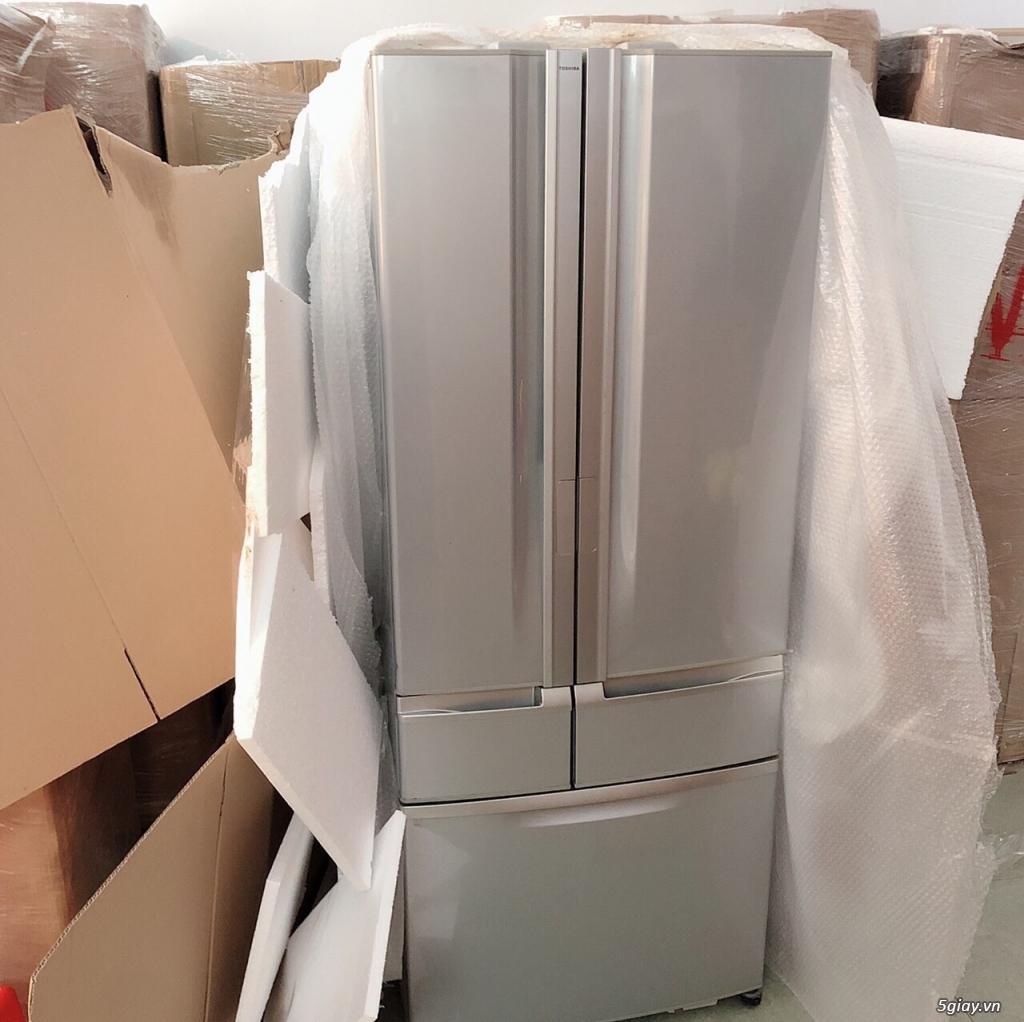 Tủ Lạnh Nội Địa Nhật.Gía Sỉ Cho Lái và Cửa Hàng mua về bán lẻ..! - 5