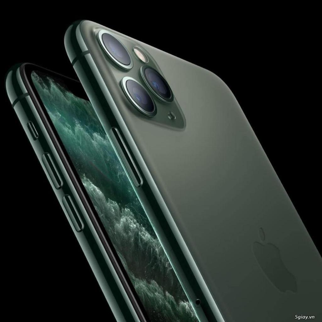 Thu mua iPhone 11, iPhone 11 Pro, iPhone 11 Pro Max - 1