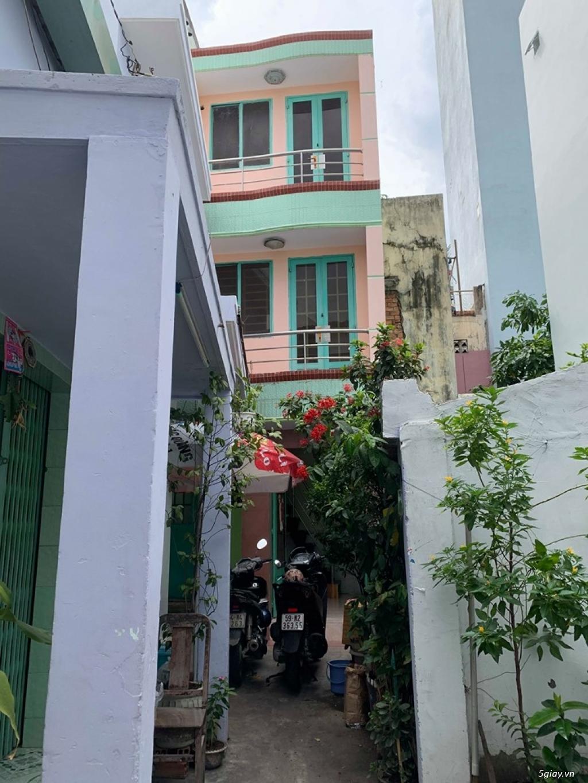 Nhà 1 trệt 2 lầu hẻm Tân Hoà Đông kế chợ Phú Lâm