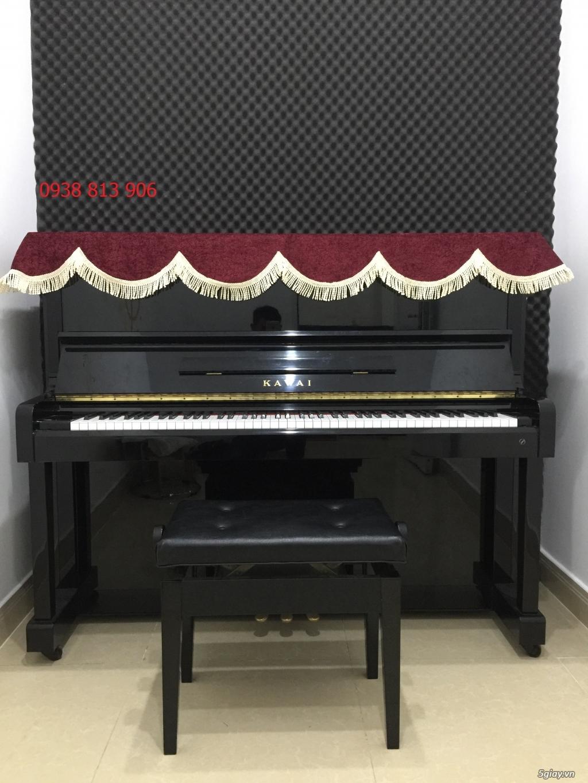 Khăn phủ đàn piano cơ - hàng vải Indo cực đẹp - 7