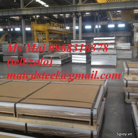 Tấm inox sus309s giá tốt từ nhà máy, lh 0968310378