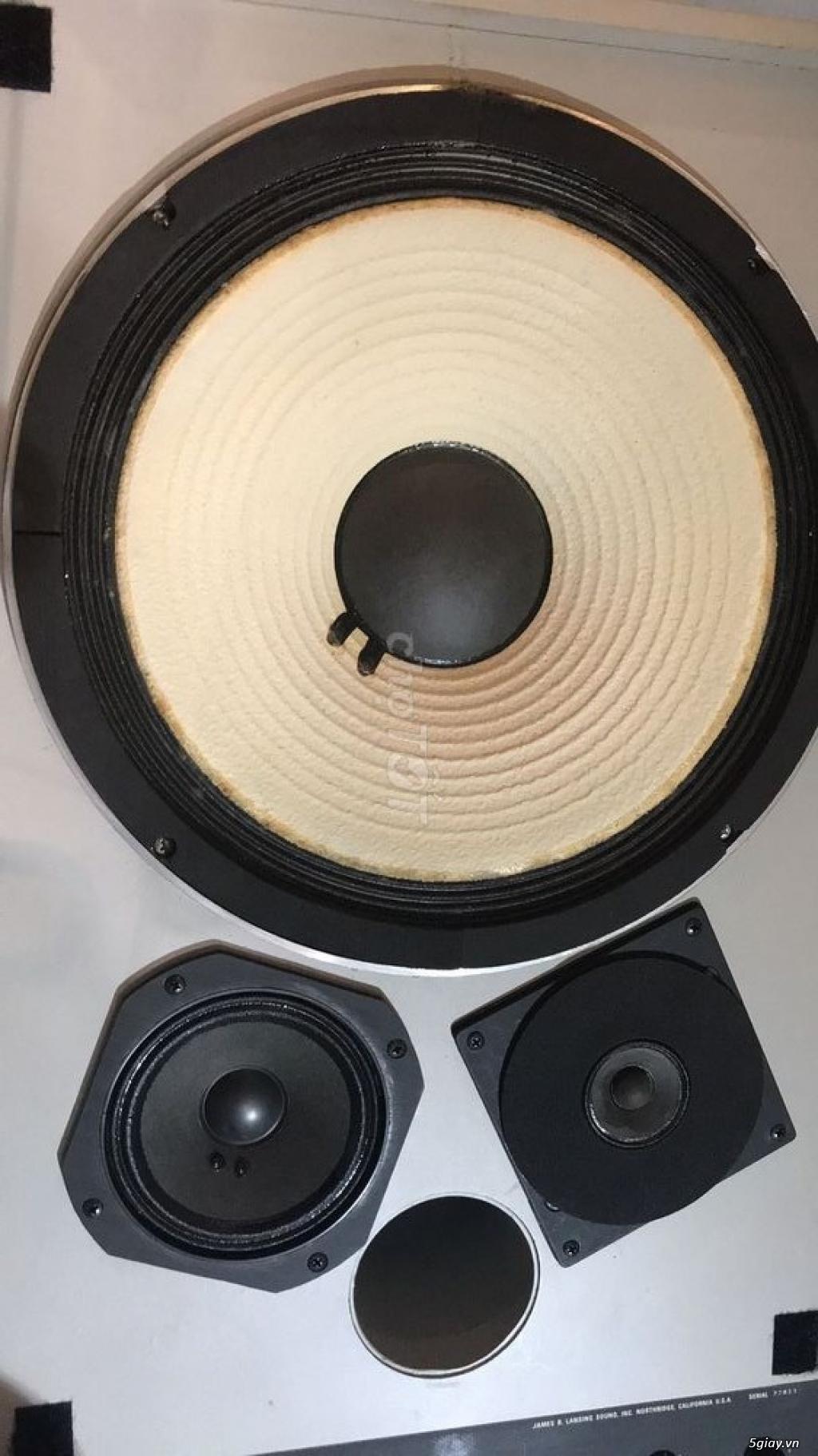 Loa JBL 4311b màu trắng Hiếm zin như mới - 3