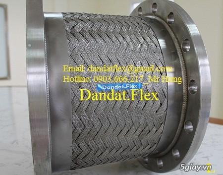 Ống nối mềm inox, Ống mềm inox chống rung, Khớp nối chống rung inox - 15