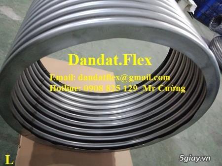 Ống nối mềm inox, Ống mềm inox chống rung, Khớp nối chống rung inox - 1