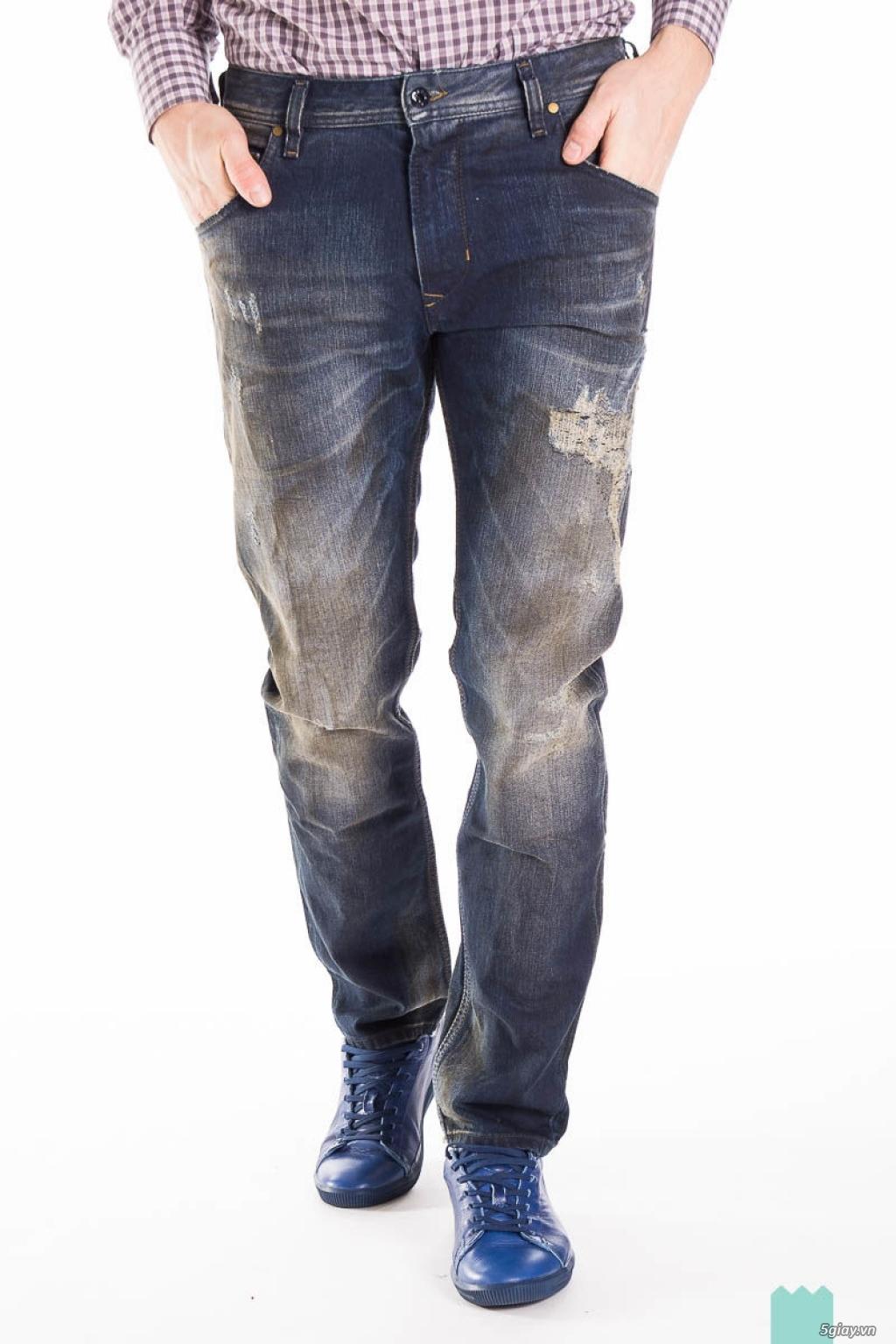 Diesel quần, túi, áo khoác, chuẩn, đẹp, giá tốt. - 4