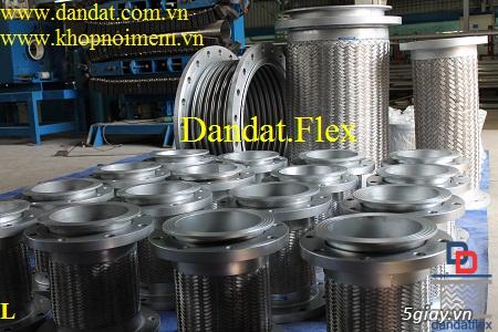 Ống nối mềm inox, Ống mềm inox chống rung, Khớp nối chống rung inox - 14