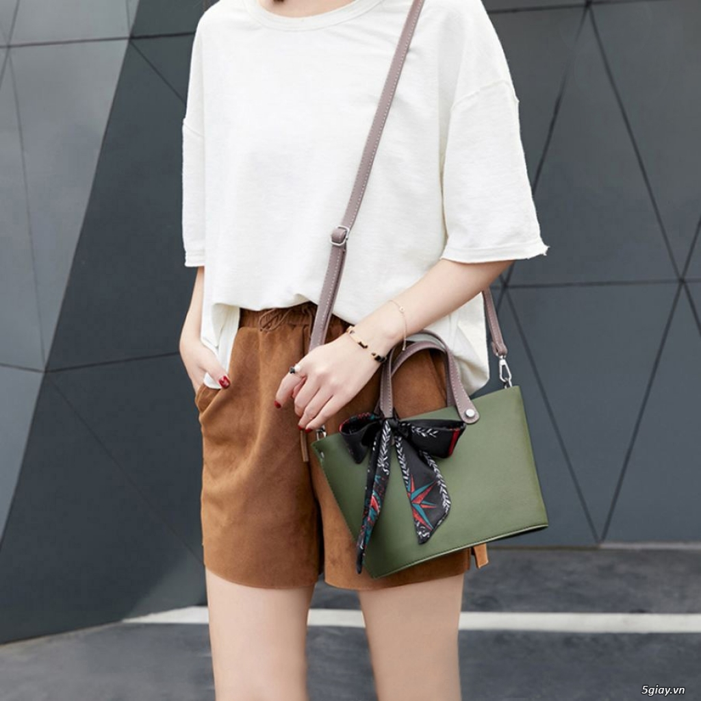 Túi xách, ví cầm tay dự tiệc da nữ thời trang sang trọng
