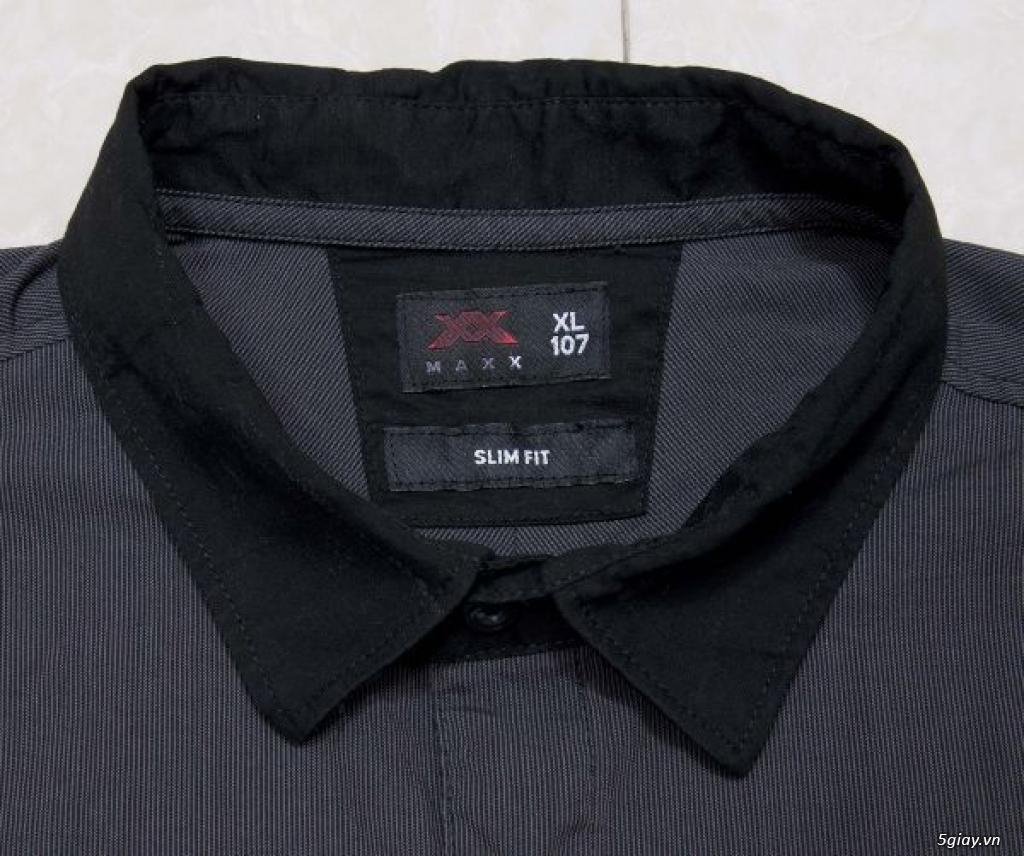 5 áo sơ mi trắng Japan chuẩn công sở mời anh em Bid khởi điểm 120k/ms ET 22h59' - 22/9/2019 - 7