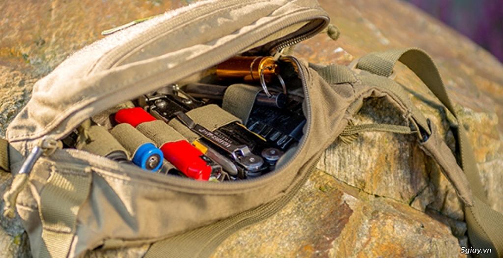 Túi đeo POSSUM WAIST PACK® - CORDURA® - 7