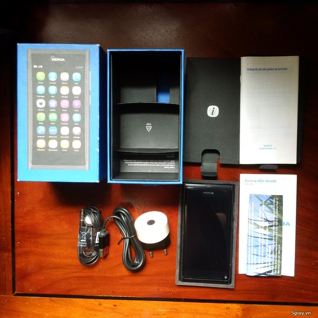 Nokia N9 Likenew Fullbox