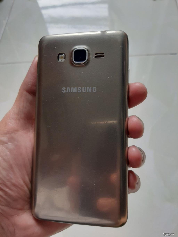 Samsung Galaxy Grand prime vàng gold pin trâu - 2