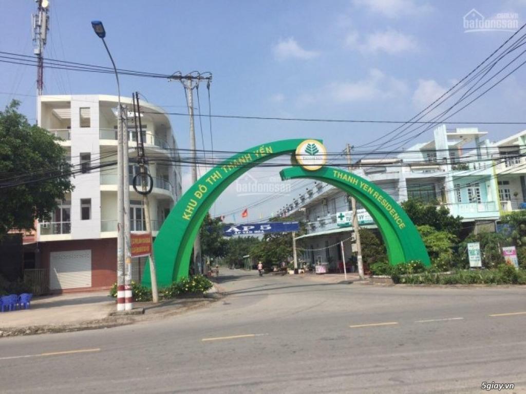 Cần bán : Đất nền biệt thư dự án Thanh Yến Residence-1.7tỷ - 2