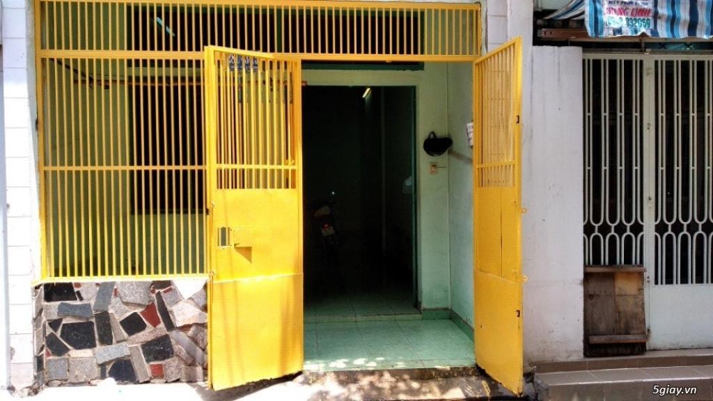 Cho thuê nhà hẻm 281 Lê Văn Sỹ
