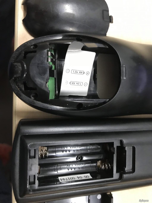 (USA) Remote điều khiển âm thanh Logitech Harmony 300 và Denon RC-1033 - 1