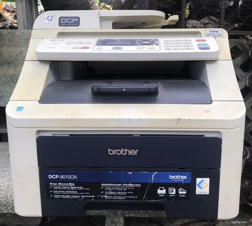 Thanh lý máy DCP-9010CN Brother