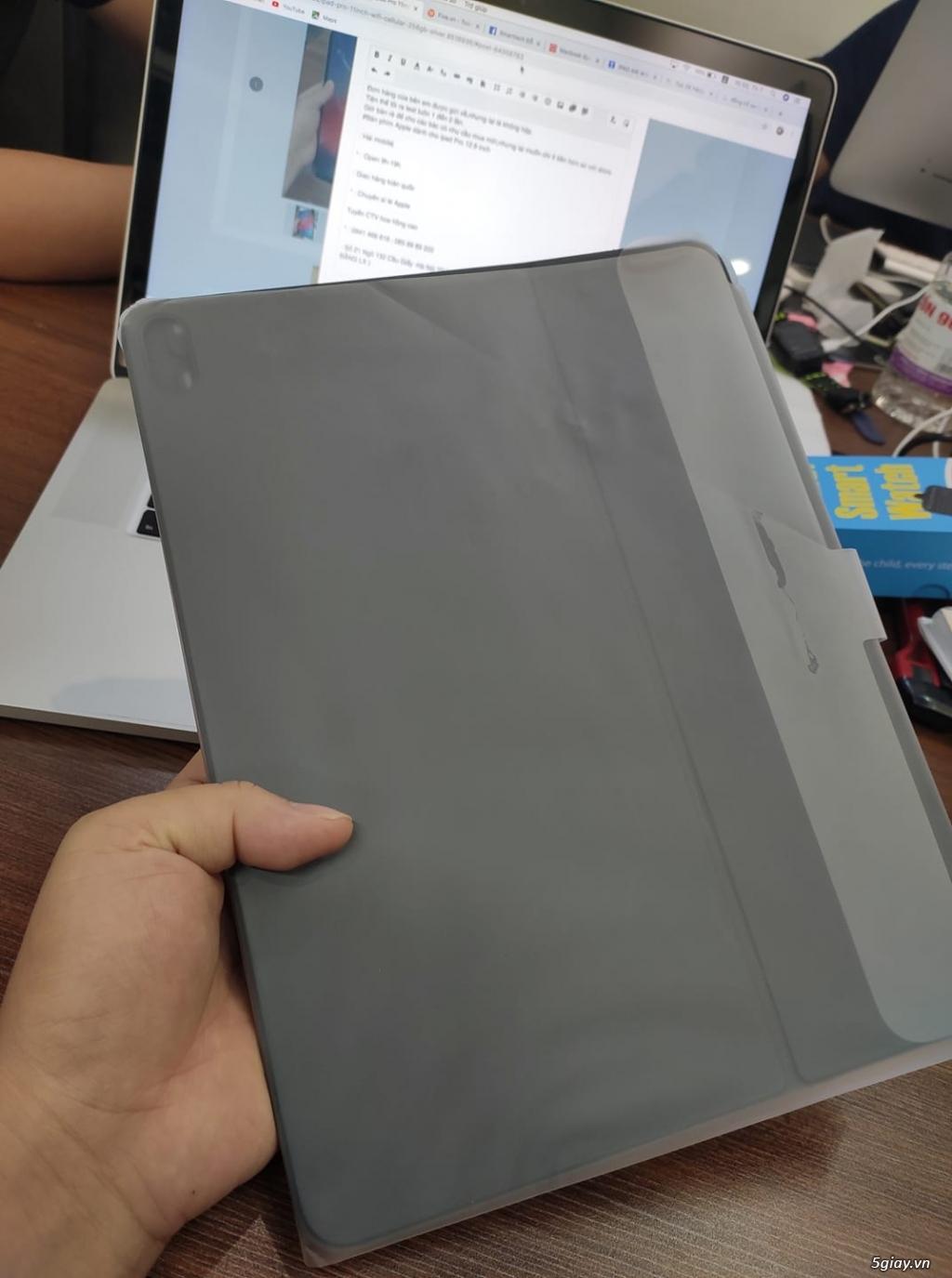 Bàn phím Apple dành cho ipad Pro 12.9 inch,2018.
